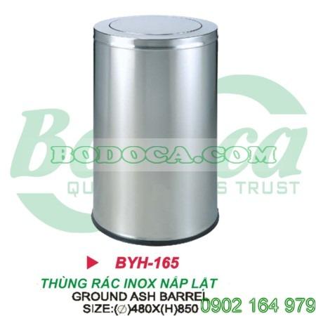 thung rac da bodoca BYH 165